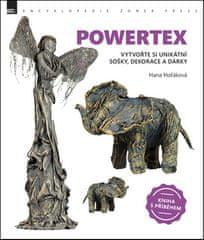 Hana Hořáková: Powertex - Vytvořte si unikátní sošky, dekorace a dárky