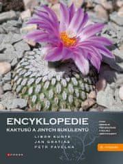 Libor Kunte: Encyklopedie kaktusů a jiných sukulentů