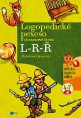Bohdana Pávková: Logopedické pexeso a obrázkové čtení L-R-Ř