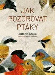 Antonín Krása: Jak pozorovat ptáky