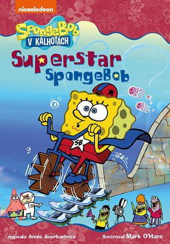 Annie Auerbach: Superstar SpongeBob