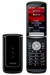 Aligator DV800 Dual SIM, Black