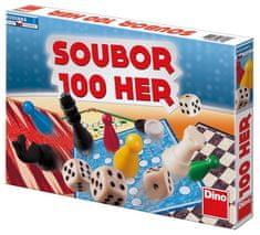 Dino Soubor her 100 variant společenská hra
