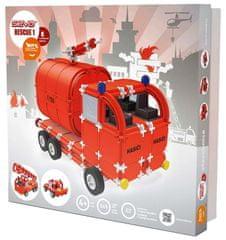 Seva Rescue 1 - wóz strażacki