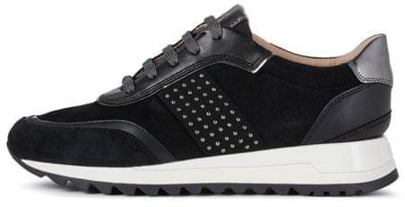 Geox D94AQA 022BN Tabelya ženski čevlji, črne, 36