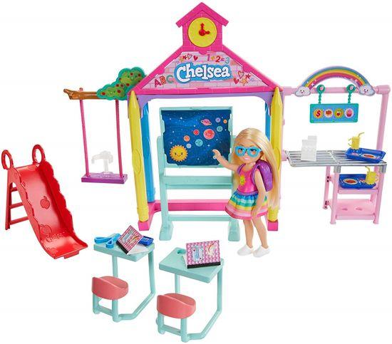 Mattel Barbie Chelsea Školička herný set