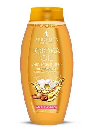 Kozmetika Afrodita Jojoba Oil oljni gel za prhanje, 250 ml