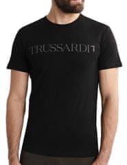 Trussardi Pánske tričko T-Shirt Pure Cotton Regular Fit 52T00305-K299