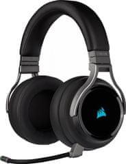 Corsair Virtuoso RGB Wireless, fekete (CA-9011185-EU)