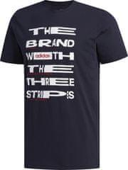 Adidas pánske tričko M Dist FNT T (FM6289)