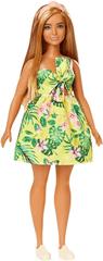 Mattel Barbie Modell 126 - Sárga nyári ruha