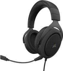 Corsair HS50 Pro Stereo, černá (CA-9011215-EU)