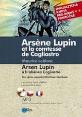 Maurice Leblanc: Arsen Lupin a hraběnka Cagliostro - Arsene Lupin et la comtesse de Cagliostro