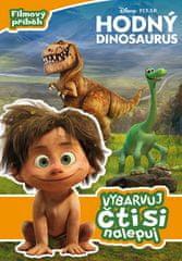 Pixar: Hodný dinosaurus - Filmový příběh - Vybarvuj, čti si, nalepuj