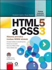 Bruce Hyslop, Elizabeth Castro: HTML5 a CSS3 - Názorný průvodce tvorbou WWW stránek