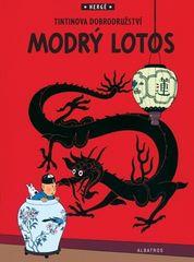 Hergé: Tintin 5 - Modrý lotos