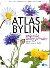 Marta Knauerová: Atlas bylin - Průvodce českou přírodou