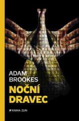 Adam Brooks: Noční dravec - Čínská trilogie