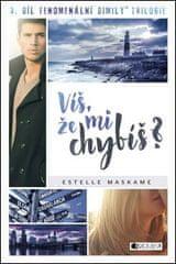 Estelle Maskame: Víš, že mi chybíš? - 3. díl fenomenální Dimily trilogie