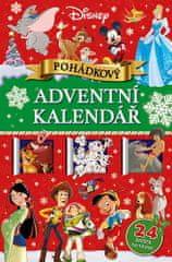 Disney - Pohádkový adventní kalendář - 24 pohádek do Vánoc