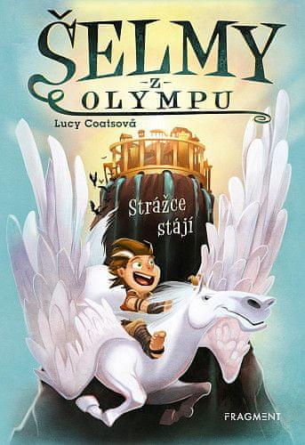 Lucy Coatsová: Šelmy z Olympu – Strážce stájí