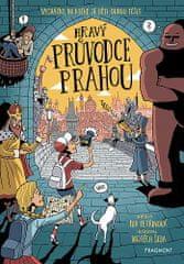 Iva Petřinová: Hravý průvodce Prahou