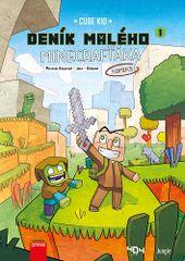 Cube Kid: Deník malého Minecrafťáka: komiks - Nový bojovník