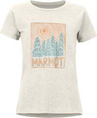 Marmot dámske tričko Woodblock Tee SS (46470)