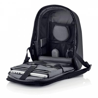 nahrbtnik XD Design Varnostni nahrbtnik Bobby Hero Majhen, črn (P705.701) robusten notranji prostor