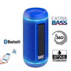 Promate Silox PRO brezžični Bluetooth zvočnik, TWS, 30 W, IPX6, LED