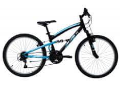 Cappa Horský bicykel detský 24 MTB celoodpružený