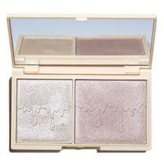 Makeup Revolution Arc fényesítő paletta Elixir Glow (Highlighter) 11,2 g