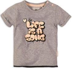 KokoNoko dívčí tričko Life a song