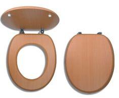 Novaservis Sedátko dýhované dřevo (WC/BUK)