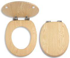 Novaservis Sedátko dýhované dřevo (WC/SOFTJASAN)
