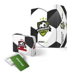 MIDU Games Fotbalový svět + FS Anglický fotbal