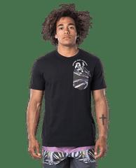Rip Curl pánske tričko In Da Pocket S/S Tee