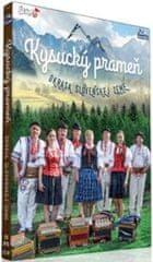 Kysucký prameň: Okrasa slovenskej zeme/CD+DVD