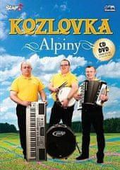 Kozlovka: Alpiny - CD+DVD