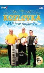 Kozlovku: Měl jsem frajarečku/CD+DVD (2013)