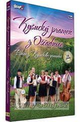 Kysucký prameň z Oščadnice: Pesnička z Kysuckého prameňa,(CD+DVD)