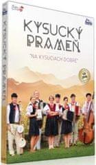 Kysucký praměň: Na Kysuciach dobre/CD+DVD