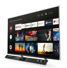 TCL 55X815 QLED, 4K-UHD, HDR, ONKYO Digital Atmos, Bluetooth, Android televizor