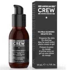 American Crew Borotválkozó olaj (Shaving Skincare Ultra Gliding Shave Oil) 50 ml