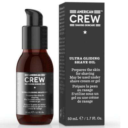 American Crew (Shaving Skincare Ultra Gliding Shave Oil) 50 ml