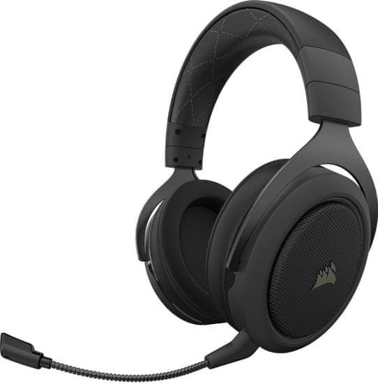Corsair HS70 Pro Wireless, černá (CA-9011211-EU) - rozbaleno