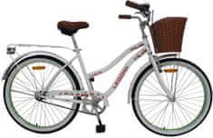 Legoni LULU gradski bicikl 26, bijeli
