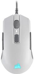 Corsair M55 RGB Pro, bílá (CH-9308111-EU)