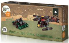 Seva Army Mini Építőjáték készlet