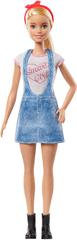 Mattel Barbie bábika a povolanie s prekvapením